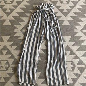 American Eagle Linen Pants